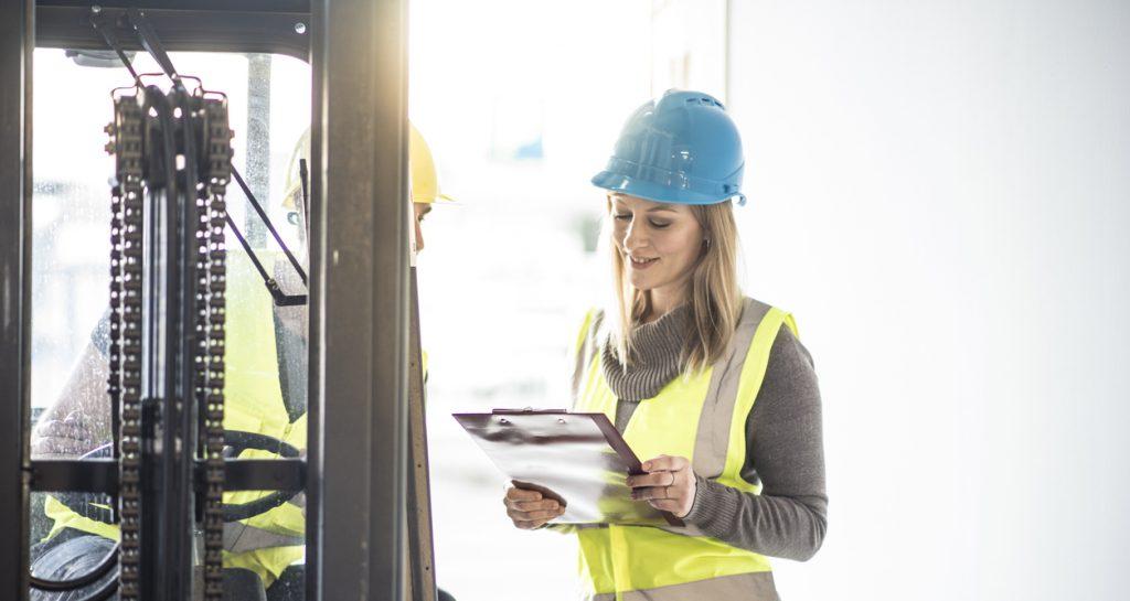 Simple Tips For Safe Forklift Operation